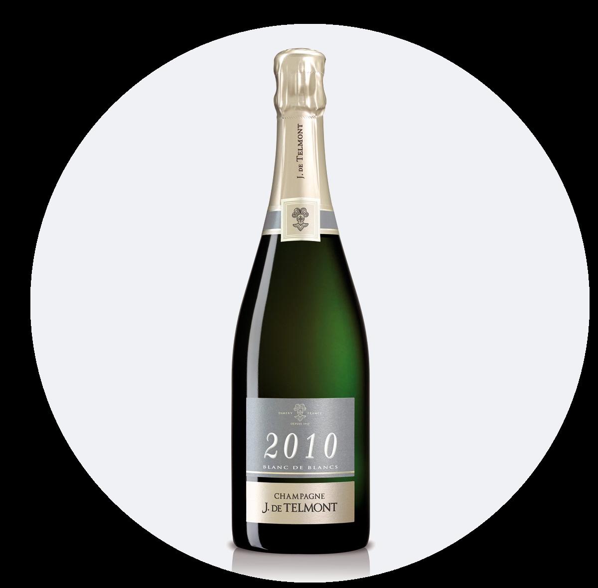 Parrainage Afer : Bouteille de Champagne J. de Telmont